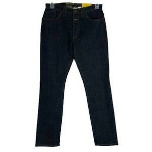 New Arto Saari Analog Jeans Men's Size 30W X 32L